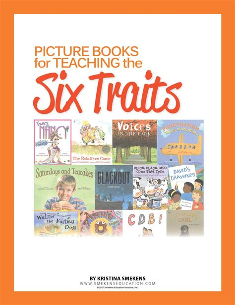 picture books for character traits s favorite picture books for teaching