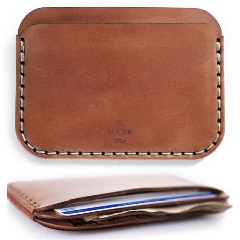 Handmade Leather Mens Wallets - 1000 ideas about handmade leather on leather