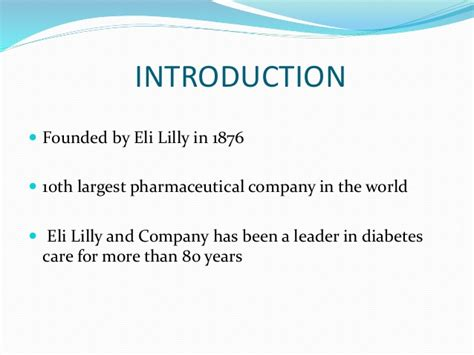 Eli Lilly Benefits Tuition Assistance Mba eli lilly and company