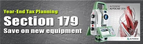 section 179 software upgrade your equipment take advantage of year end tax