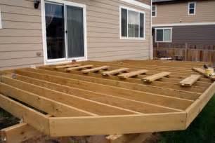 building a deck deck simon