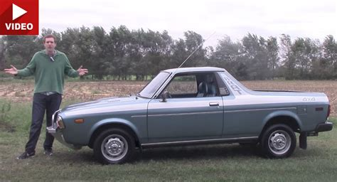 subaru with truck bed a look at why the subaru brat is the way it is