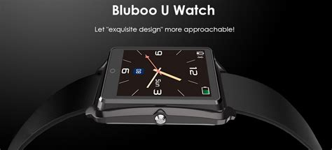 great best gearbest giveaway win a free smartwatch bluboo u