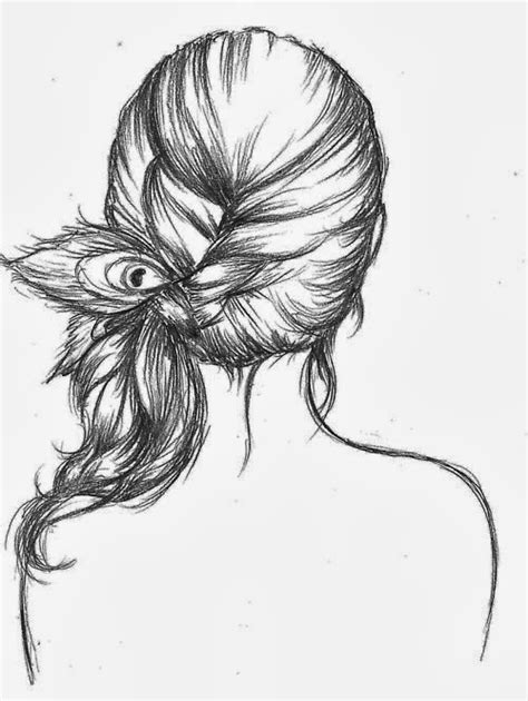 pretty hairstyles drawing drawings tumblr