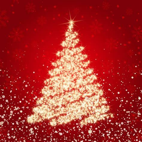 imagenes de navidad brillantes fondo rojo de navidad con el 225 rbol dorado brillante