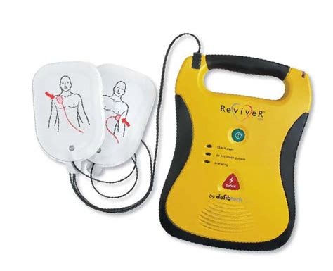 cardiac arrest shock machine automated external defibrillators and survival after in