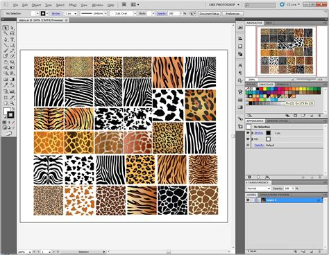 pattern illustrator cs5 free pattern file does not function properly in adobe