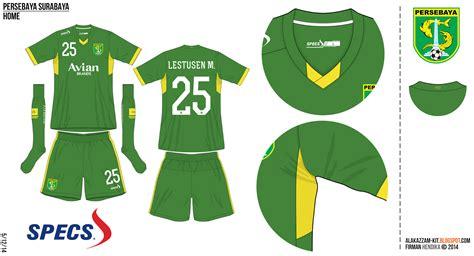 Jersey Persebaya Surabaya Away Liga 2 Gojek Traveloka 2017 Grade Ori O persebaya surabaya 15 16 home away kits specs alakazzam kit design