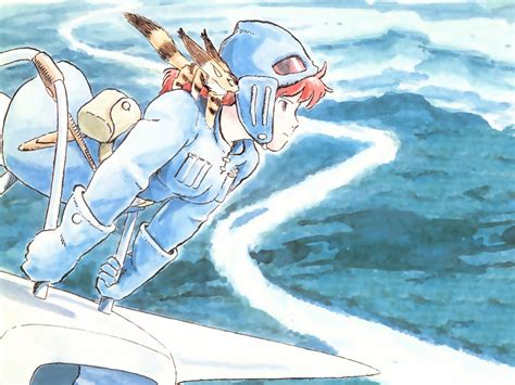 Nausicaa Of The Valley Of The Wind Images Nausicaa Hd