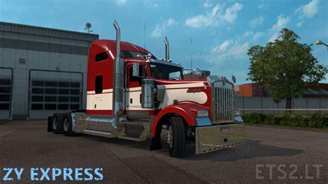 mod game euro truck ats trucks pack v1 25 euro truck simulator 2 free game