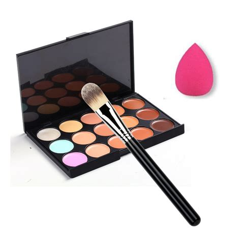 Makeup Inez 1 Set aliexpress buy sale 3 in 1 makeup set 15 color