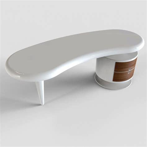 scrivanie ufficio scrivania ufficio bean in resina con cassetti