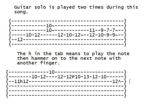 learn great guitar solos 56 best guitar tabs images on pinterest guitar tabs how