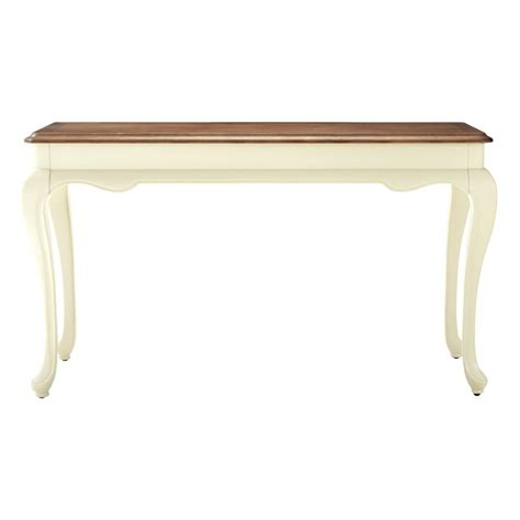 home decorators console table home decorators collection provence ivory console table