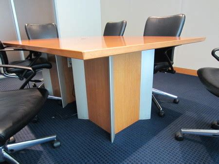 Krug Conference Table 6 Krug Conference Table Conklin Office Furniture