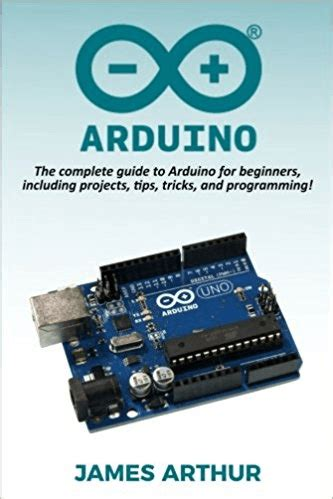 15 best arduino books for beginners in 2018