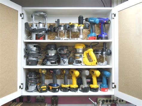 power tool storage cabinet power hand tool cabinet by bricofleur lumberjocks com