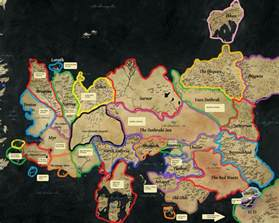 Game Of Thrones Interieur Ideen Essos Map Asoiaf Pinterest Landkarten Und Mappen