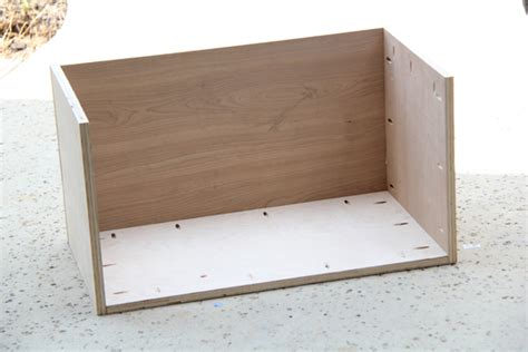 baby toy chest plans  woodworking