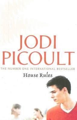 house rules book image gallery house rules by picoult