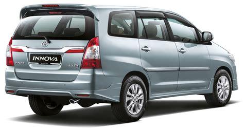 Injektor Toyota Innova Hilux Fortuner Diesel Variasi the next toyota kijang innova 2014 autos post
