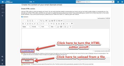 how design html email creating and personalizing html emails