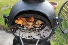 1000 images about chiminea on outdoor cooking