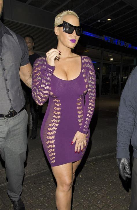 Khalifa Dress Purple By Zizara makes purple photos paparazzi jamaica