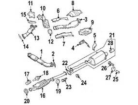 Exhaust System Subaru Forester Pics For Gt Subaru Exhaust System Diagram