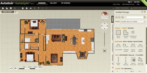 Home Design Autodesk by 10 Best Free Online Virtual Room Programs And Tools