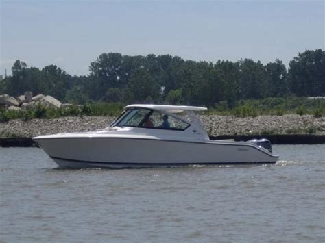 pursuit boats ohio pursuit 295 dual console boats for sale in ohio