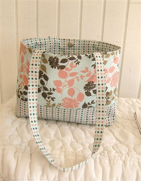 Reversible Boca Bag From Langley Designs by The 25 Best Tote Pattern Ideas On Leather Bag