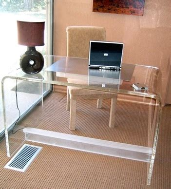 Acrylic Computer Desk by China Acrylic Computer Laptop Desk Vjh 0912001 China