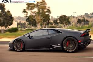 Lamborghini Price In Bangladesh Matte Black Lamborghini Huracan Adv10 0 M V2 Cs Series