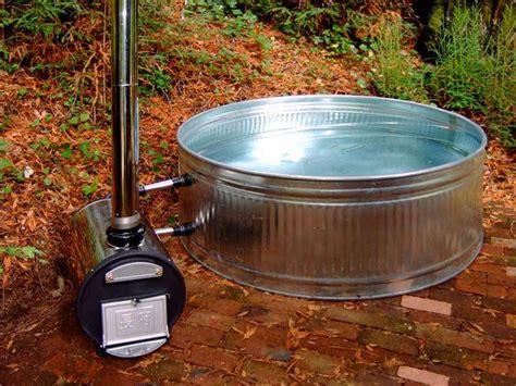 how to keep water hot in bathtub chofu wood fired hot tub heater real goods