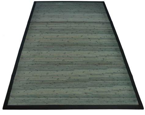 tappeto bambu su misura parquet tappeto in bambu 180x250 cm i pi 249 grandi