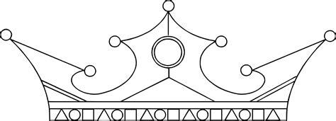 Coloriage Couronne Princesse 224 Imprimer Sur Coloriages Info