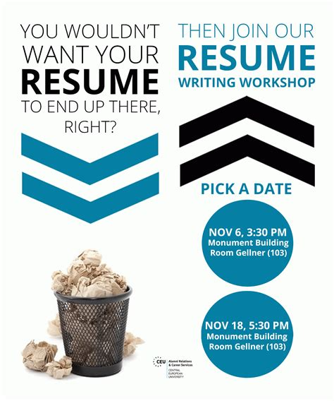 Resume Workshop by Resume Workshops Resume Ideas