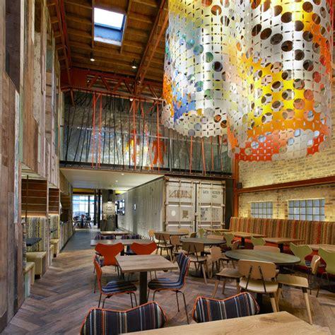 cafe interior design uk nando s restaurant by buckleygrayyeoman dundee uk