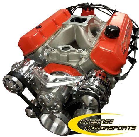 454 big block crate motor 700 hp big block chevy 598 stroker custom crate engine