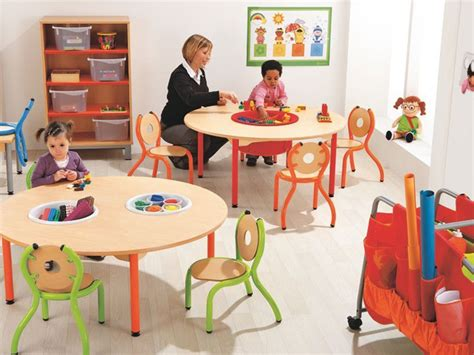 school of upholstery furniture for creches montessori schools