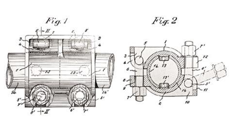 ministero dell industria e commercio ufficio marchi e brevetti sistema tubo giunto by ferdinando innocenti for f lli