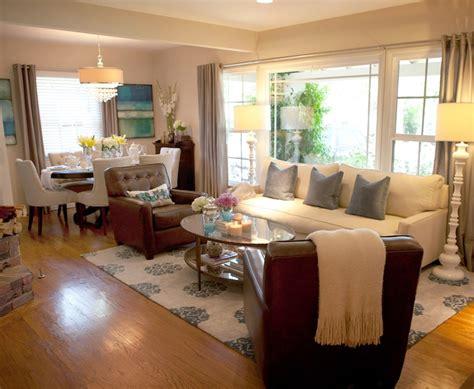 decorating an open floor plan living room open floor plan dining room transitional living room