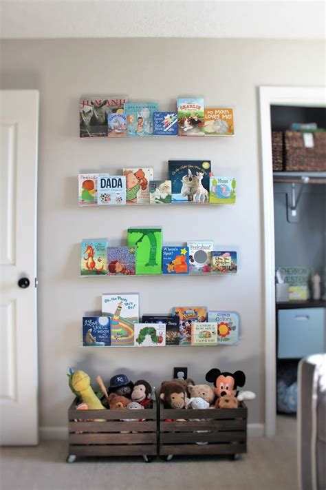 best 25 nursery bookshelf ideas on baby
