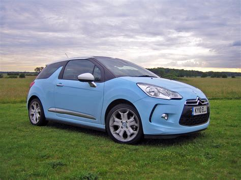blue reviews citroen s ds3 is a hit especially with the
