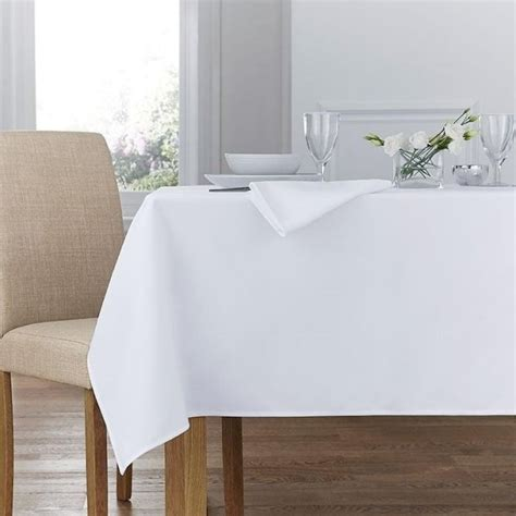 plain black table cloth buy plain tablecloth 100 polyester free uk delivery