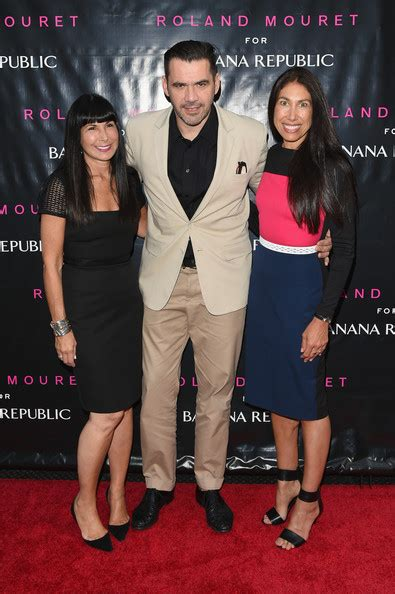 Roland Mourets Gap Launch by Roland Mouret In Banana Republic Collection Launch Zimbio