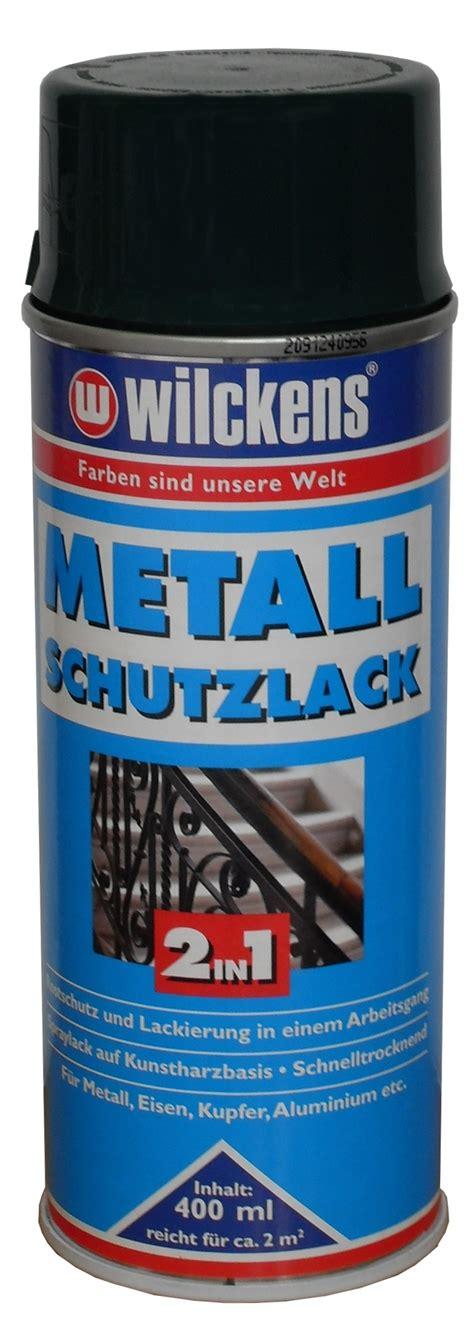 Lackieren Rostschutz by Wilckens 400ml Metall Schutzlack Spray 2in1 Rostschutz