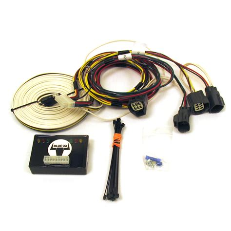 blue ox bx88287 ez light trailer tow wire install wiring