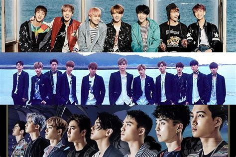Masker Rempel Kpop Bts Exo Wanna One Blackpink Got7 Seventeen Etc bts tops brand value list of 100 idol groups for october wanna one and exo follow